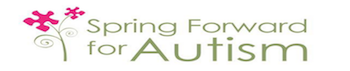 Spring Forward for Autism Logo