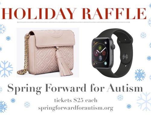 Holiday Raffle – Make a purposeful purchase!