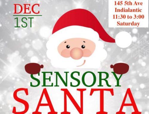 Sensory Santa 2018