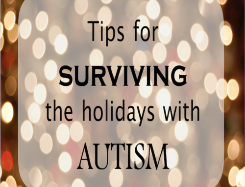 Tips for managing Autism during the holidays