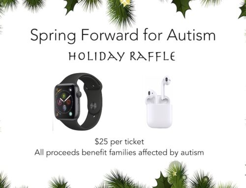 Support Autism Fundraising Holiday Raffle